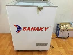 Thanh lý tủ đông sanaky 100l 1 ngăn - chodocu.com