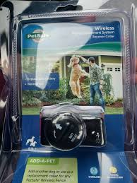Petsafe Pif 275 19 Wireless Fence Receiver Collar For Sale Online Ebay