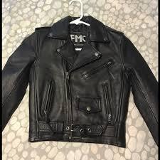 fmc jackets coats 100 leather moto