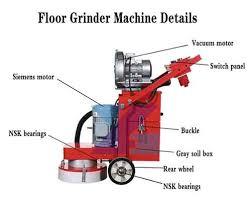 floor grinder floor grinding