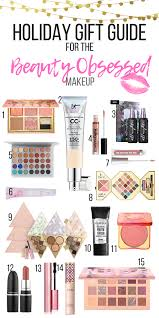 perfect gifts for the beauty obsessed