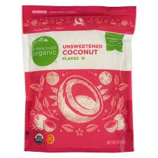 simple truth unsweetened coconut