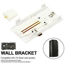 ultra thin flush wall mount bracket