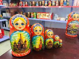 Búp bê Nga Matryoshka nhiều mẫu đẹp- Shophangnga.net - Mua sắm & Bán lẻ - Hà  Nội - 207 ảnh