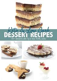 keto desserts all day i dream about food