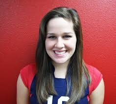 Volleyball Player Caitlin Smith | Volleyball | Athletics at Mesa Community  College