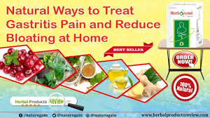 ppt natural ways to treat gastritis