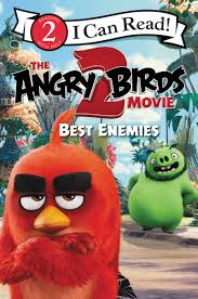 Amazon.com: The Angry Birds Movie 2: Best Enemies (I Can Read Level 2)  (9780062945372): Palacios, Tomas: Books