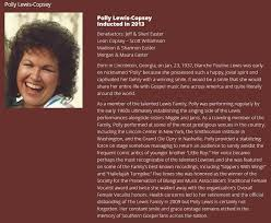 Polly Lewis-Copsey celebrated her 81st... - Southern Gospel Music ...