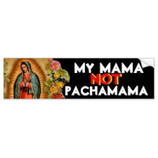 Blessed Virgin Mary Bumper Stickers Decals Car Magnets Zazzle