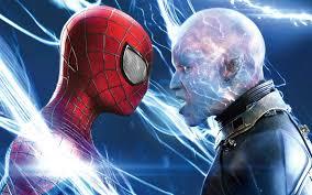 Hình nền siêu nhân người nhện và quái vật Dễ Thương