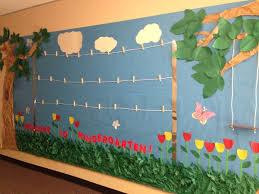 garden theme bulletin board i have the
