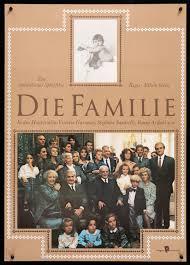 The Family (1987) Original East German A1 Movie Poster - Original ...
