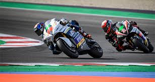 Bradley Smith finishes eighth in second race at Misano for MotoE ...