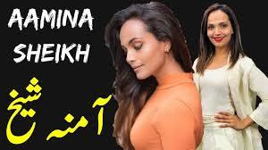 Aamina Sheikh Top Dramas | Aamina Sheikh Dramas List | آمنہ شیخ ...