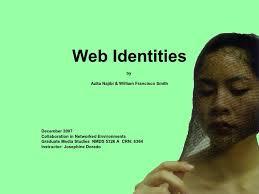 Web Identities
