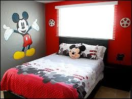 reels mickey mouse room decor