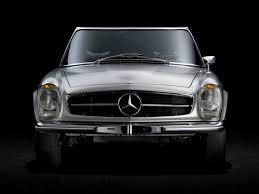 1965 mercedes benz 230 sl w113 luxury