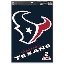 Houston Texans Car Decals Texans Bumper Stickers Decals Fanatics