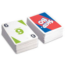 brailled skip bo card game
