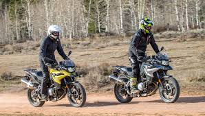 Revzilla: CT Digest: 2019 BMW F 750 GS First Ride Review | Milled