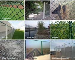Diamond Wire Mesh 6ft Black Vinyl Coated Galvanized Chain Link Fence For Sale Chain Link Fence Rolls Manufacturer From China 108934572