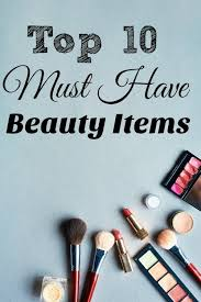 10 must have makeup essentials