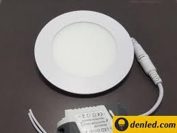 Đèn LED âm trần siêu mỏng 4W MB-Y401/ dimmable - ĐÈN LED dimmer