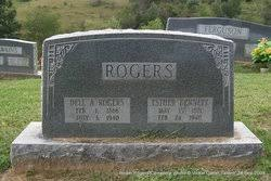 Esther Adeline Rogers Bennett (1871-1940) - Find A Grave Memorial