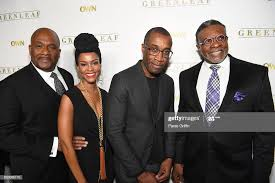Gregory Alan Williams, Kim Hawthorne, Clement Virgo, and Keith ...