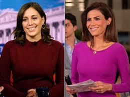 NBC News's Hallie Jackson and Telemundo's Vanessa Hauc on ...