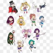 Sailor Moon Png Png Transparent For Free Download Pngfind