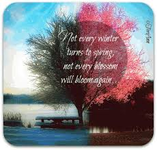 goodbye winter hello spring quotes quotations sayings