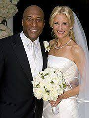 Talk Show Host Byron Allen Marries TV Producer | Interracial ...