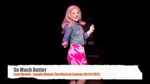 Lucy Durack Legally Blonde Sydney ...