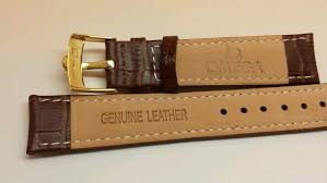 brown leather watch strap bracelet band