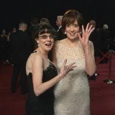 Betsy West & Julie Cohen - 2019 Oscars E! Glambot - E! Online - UK