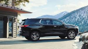 2018 chevrolet traverse redesign