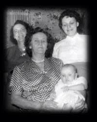 Four generations of my Cherokee matriarchal line, my Great ...