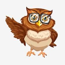 wear glasses glasses glasses owl owl