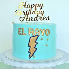 Para Celebrar Los 13 Anos De Andres Alias El Rayovives Tartas
