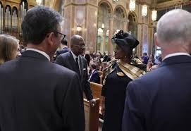 Cokie Roberts' Friends, Family Gather For Funeral In Washington, D.C. : NPR