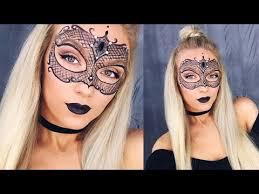 masquerade mask makeup halloween