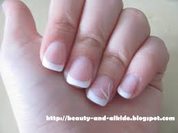 Gel Nails French Manicure New Expression Nails
