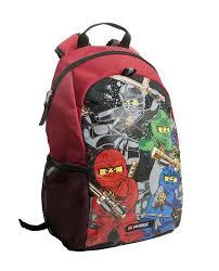 LEGO® NINJAGO® Team Heritage Basic Backpack & Lunch Jr. Combo - Bags