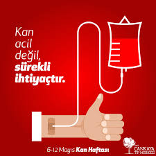 Ülkemizde her yıl 6-12 Mayıs tarihleri arası Kızılay Kan Haftası olarak  kutlanıyor. Kan bağışı toplumsal bir sorumluluktur. Bu konuda… | Sağlık, Kan  grupları, Sınıf