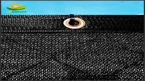 Windscreen4less Commercial Grade 5x50 Black Fence Screen Privacy Screen W B Youtube