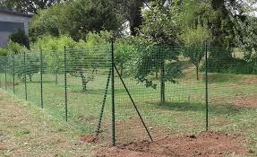 Ranch Strong Plastic Perimeter Fence Buy Online On Fenceshop Eu