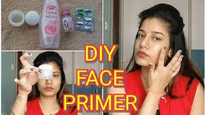 diy face primer for oily dry skin