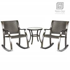 outland fire table 3 piece rectangle